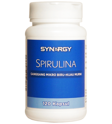 Synergy Spirulina
